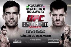 UFC Fight Night Barueri - http://metropolitanafm.uol.com.br/novidades/entretenimento/ufc-fight-night-barueri