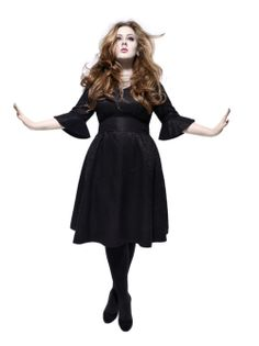Our Lady Of Perpetual Awesome (singer/songwriter Adele) Vestidos Adele, Adele Love, Adele Style, Look Plus Size, Modelos Plus Size, Body Shots, Celebs, Celebrities, Our Lady