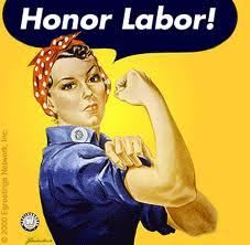 On this day in 1894 - Labor Day was established as a holiday for federal employees on the first Monday of September.