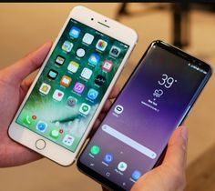 #Galaxy S8 is Vastly Superior to #Apple's iPhone 7  In Terms of Hardware Design. Apple's Continuity Features Are Miles Ahead of Samsung