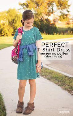 Perfect T-Shirt Dres