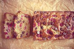 Bakergirl: Dark Chocolate Raspberry Banana Bread.