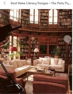 My favorite library