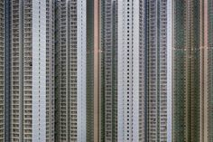 "Michael Wolf - from the series ""Architecture of Density"". Hong Kong, China, 2005"