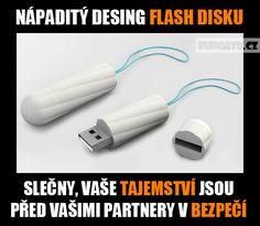 Nápaditý design flash disku I Need Dis, Funny Memes, Jokes, Take My Money, Shut Up, Haha, Funny Pictures, Humor, Design