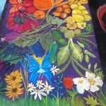 More amazing art work and colors from the I Madonnari chalk festival. I first posted this on Instagram, which I'd love you to follow me on - KymberlyFunFit