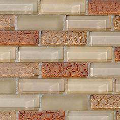 Bella Glass Tile Crystile