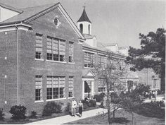 A Nostalgic Moment At Myrtle Beach High School In 1952 The Walking Is Goot