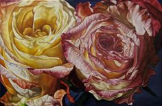 SPRING ROSES by Robert Lemay presented by Canada House