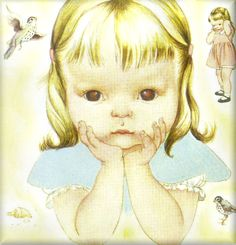 My Little Golden Book About God Illustrated by Eloise Wilkin  -