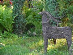 Сад Tamaryszka: САД эклектичная