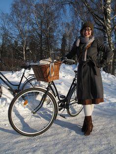 Helsinki Winter Tweed Run