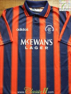 pretty nice 11ead 62f0e 10 best Rangers Jersey Collection - The Missing Jerseys ...