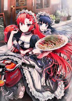 広島のヤンキー娘がメイド喫茶を経営!? 新人小説家・八田モンキーによる注目ラノベ - KAI-YOU.net