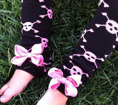 PUNK ROCK PRINCESS - Leg Warmers - Pirate Costume - Baby Leg Warmers - Toddler leg warmers - Halloween costume - Fits girls 0-8   http://www.etsy.com/listing/111290039/punk-rock-princess-leg-warmers-pirate?ref=sr_gallery_7_search_query=july+4th+childrens+clothing_view_type=gallery_ship_to=US_search_type=all_page=5