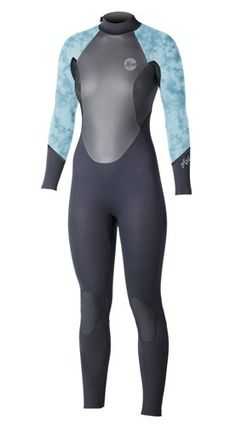 f93412025a Amazon.com   Xcel Women s 4 3mm OS Axis Quick Dry Fullsuit   Sports    Outdoors