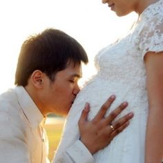 Getting Married While Pregnant – Tips & More! #wedding #planning #baby
