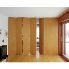 Garniture de porte accordéon Variofold 80/H - HAWA | Bricozor, quincaillerie, bricolage et outillage