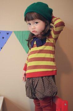 Annika, de nuevo una marca de moda infantil asiática, nos vamos de viaje > Minimoda.es