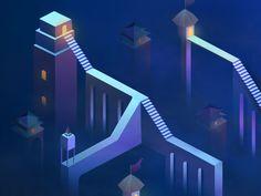 Cloud City by Daniel Tan