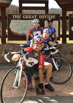The guys have JUST set off to start day 11 and have covered 1,673 miles so far.     It should all be down hill from now on, but looking to extend the hours on the bikes to make up some miles. Day 10 saw them cover 222 miles!    Guys set off at 13:00 (UK time) but 06:00 here.