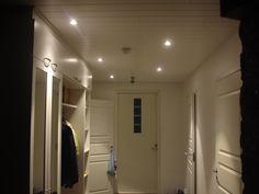 Kodin valaistus - Sivu 4 Track Lighting, Ceiling Lights, Led, Hallways, Interior, Home Decor, Foyers, Decoration Home, Indoor