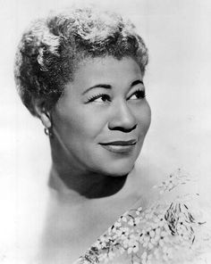 Ms. Ella Fitzgerald - The First Lady of Song