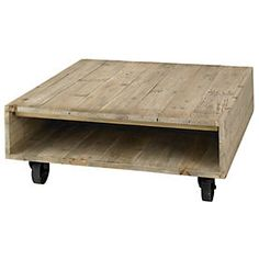 General Store Coffee Table