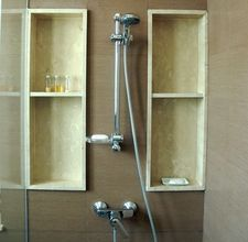 fiberglass shower pan shower pan and fiberglass shower on pinterest. Black Bedroom Furniture Sets. Home Design Ideas