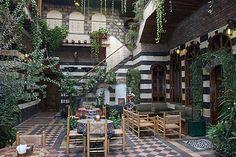 Zaytun al Sham Hotel, Damascus (Syria).