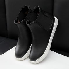 Mirta – Slip on Chelsea boots sneakers from CHIKO Shoes