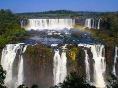 Iguazu Falls by Mario Dias on 500px #500px #cataratas #falls