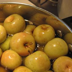 Spiced Crabapples and Honey Cinnamon Crabapples for canning, plus how to make homemade applesauce and apple juice.