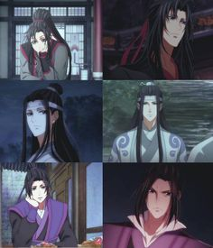 Discovered by Find images and videos about anime, chinese and mo dao zu shi on We Heart It - the app to get lost in what you love. Cute Anime Boy, Anime Love, Anime Guys, Manga Anime, Anime Art, Handsome Anime, The Grandmaster, Shounen Ai, Fujoshi