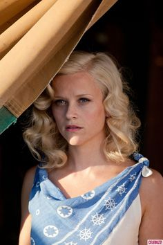 reese in water for elephants