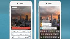 Launched today, the Periscope app for iPhone lets users live stream video to their followe...