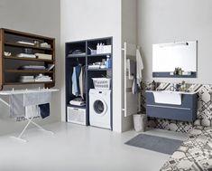 Bagno laundry arredo bagno lavanderia arbi arredobagno mobile