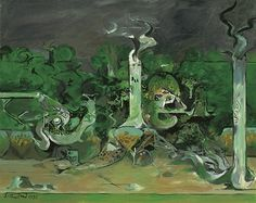View Forest and River by Graham Sutherland on artnet. Browse more artworks Graham Sutherland from Crane Kalman Gallery. Landscape Art, Landscape Paintings, Graham, English Artists, Famous Artists, British Artists, Modern Artists, Artist At Work, Cool Artwork
