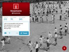 50 Twitter Tips (6). Full presentation: https://www.slideshare.net/Socjomania/the-ultimate-guide-to-twitter-50-useful-tips  #Twitter #TwitterTips #SocialMedia #SocialMediaTips