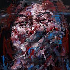 Les peintures de KwangHo Shin !