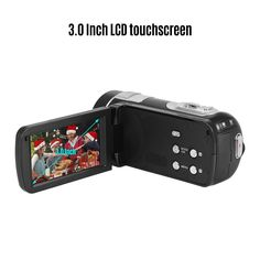Andoer Portable FHD 1080P Digital Video Camera Camcorder Sales Online black - Tomtop Smartwatch, Apple Technology, Video Camera, Camcorder, Wallet, Digital, Black, Smart Watch, Black People