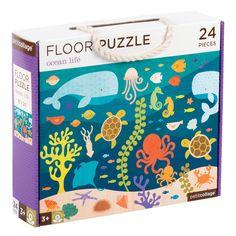Ocean Floor Puzzle
