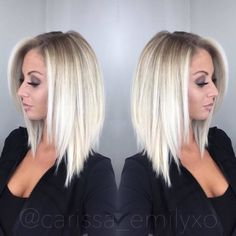 Stylish and Sweet Lob Haircut, Long Bob Hairstyle, Everyday Hairstyles for Women Related posts: 10 Stylish & Sweet Lob Haircut Ideas, Shoulder Length Hairstyles 2019 Idée Coiffure: Description The ultimate … Hair Color And Cut, Haircut And Color, Hair Color 2018, Long Bob Hairstyles, Everyday Hairstyles, Medium Blonde Hairstyles, Shoulder Length Blonde Hairstyles, Hair Styles Everyday, Styling Shoulder Length Hair