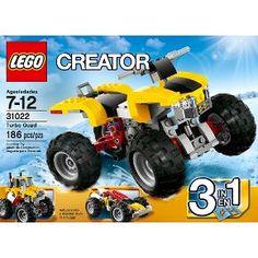 LEGO® Creator Turbo Quad 31022