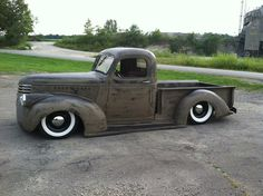 1942 Chevy truck | Flickr - Photo Sharing!