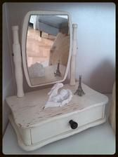 None Vanity, Mirror, Table, Furniture, Home Decor, Dressing Tables, Powder Room, Decoration Home, Room Decor