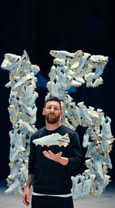 Fc Barcelona, Lionel Messi Barcelona, Messi Life, Lional Messi, Best Football Players, World Football, Football Shoes, Football Soccer, Ballon D'or