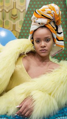 like for more : iconsbadgalriri Rihanna Vogue, Fur Coat, Fashion, Moda, Fashion Styles, Fashion Illustrations, Fur Coats, Fur Collar Coat