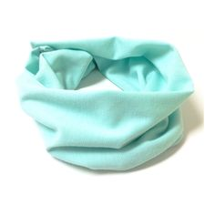 Mint Single Loop Infant/Toddler Infinity Scarf  $15.00