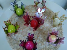 #Easterbunny #easter2016 Easter Bunny, Eggs, Vegetables, Breakfast, Food, Morning Coffee, Essen, Egg, Vegetable Recipes